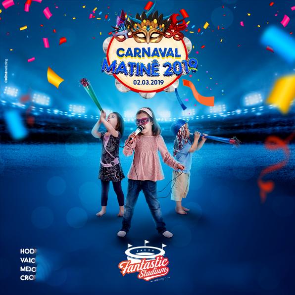Carnaval Matinê 2019
