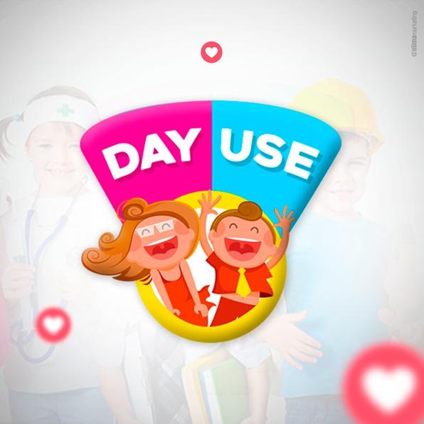 Day Use dia do trabalho